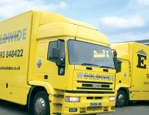Easymove Worldwide. 5 new lorries are on the way!