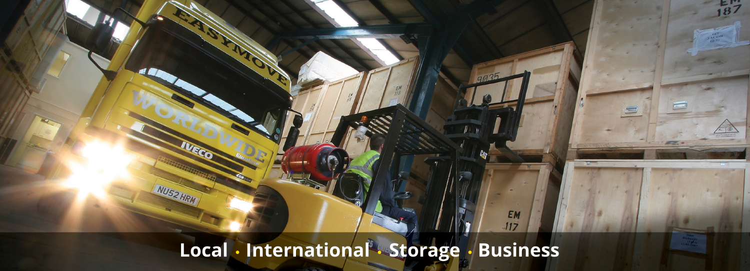 Easymove Worldwide Storage Solutions